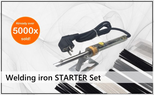 Welding iron SK60.0 by az-reptec | The tool for plastic welding