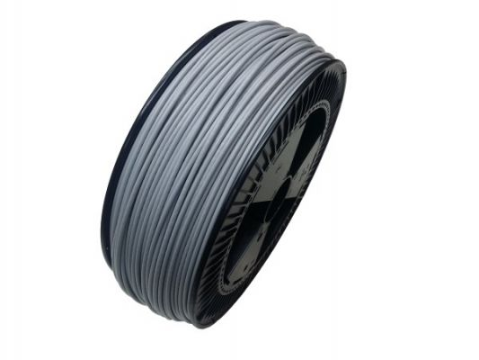 Plastic welding rod PE-HD 4mm Round Gray (RAL7040) 2,4 kg Coil