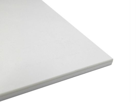 Plastic plate ABS 5mm White 300 x 200 mm