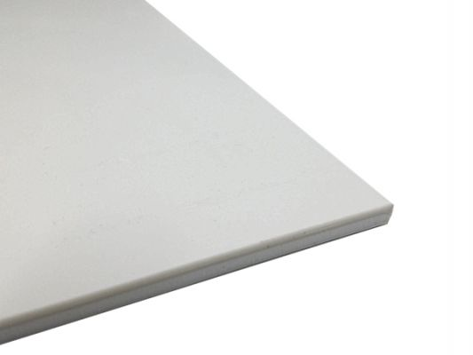 Plastic plate ABS 3mm White 500 x 300 mm